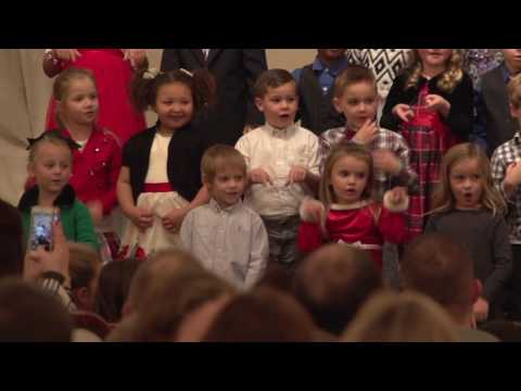 2016 Canaan Christmas Concert Lake Center Christian School