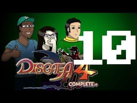 Disgaea 4 Complete: 10 - The Return of Ariel  