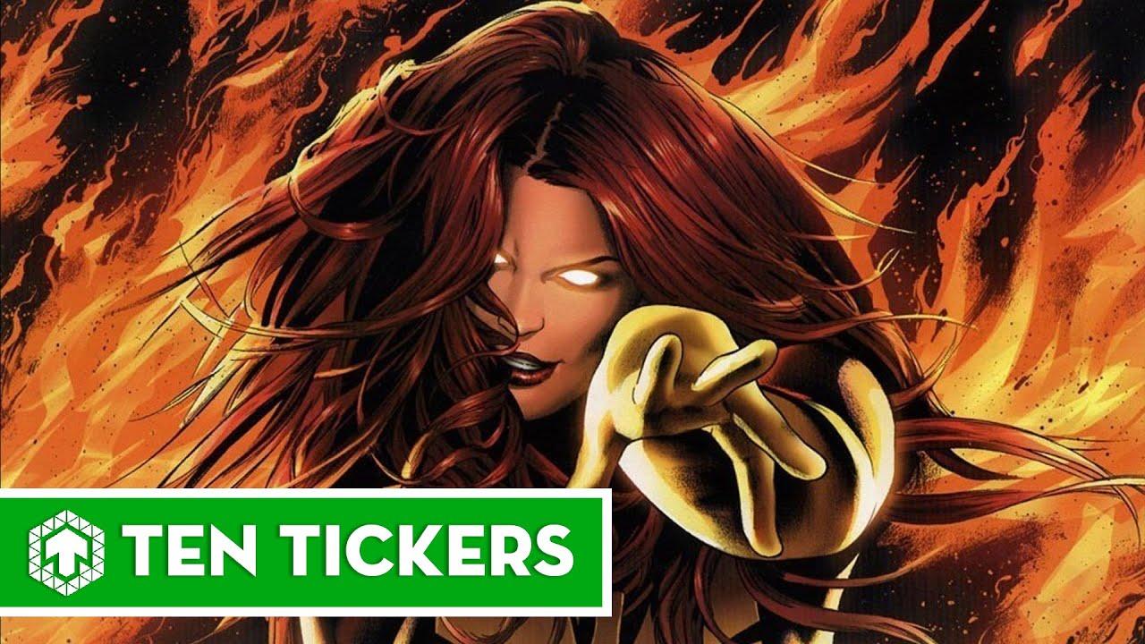 Top 10 kẻ phản diện mạnh nhất trong thế giới X-Men | Ten Tickers No. 21 -  YouTube