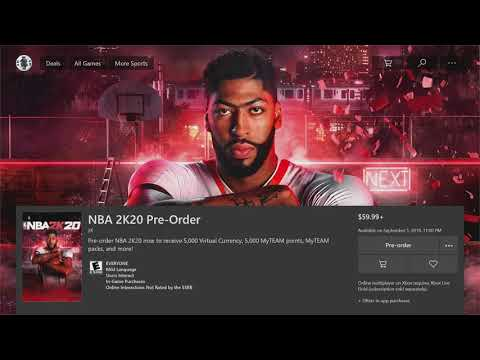 NBA 2K20 - Every Edition Explained (Standard, Digital Deluxe, Legend)