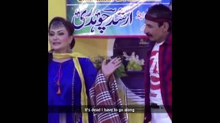 New Pakistani Stage Drama punjabi Clips Full Comedy Funny Clip 2019