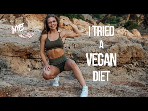 I WENT VEGAN FOR 20 WEEKS..THIS HAPPENED?!