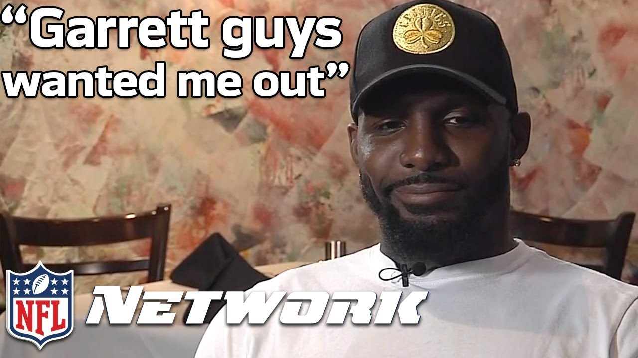 Dez Bryant I Believe That Garrett Guys Wanted Me Out On Being Released By The Cowboys Nfl