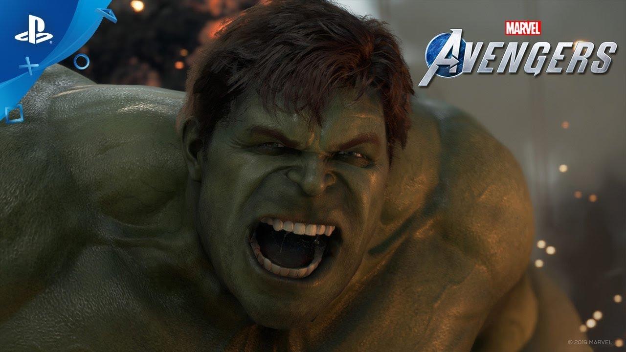 Marvel's Avengers: vidéo de gameplay du prologue de l'A-Day