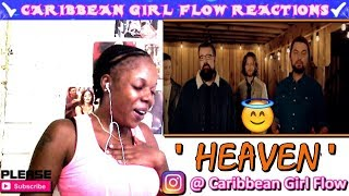 Kane Brown - Heaven (Home Free Cover) Requested Reaction !!