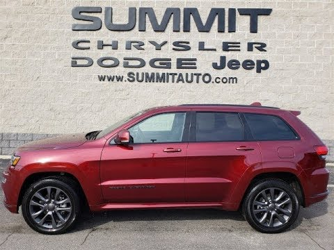 Jeep Cherokee Altitude >> SOLD! 8J154A USED 2018 JEEP GRAND CHEROKEE HIGH ALTITUDE ...
