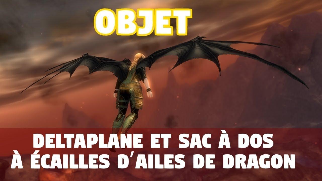 Gw2 Comment Avoir Le Deltaplane