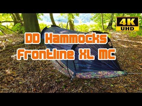 "DD Hammocks Frontline XL MC ""Multicam"""