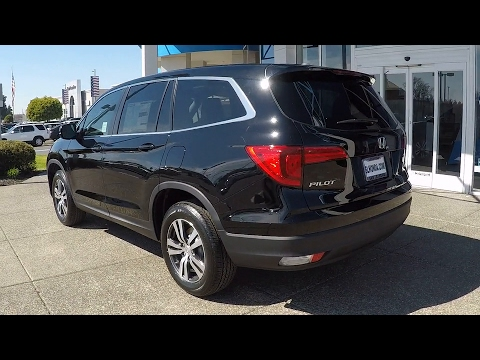 2017 Honda Pilot Sale Price Deals Bay Area Oakland Alameda Hayward Fremont San Leandro CA 39960