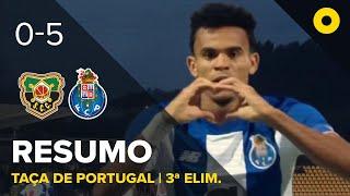 Coimbrões 0-5 FC Porto - Resumo | SPORT TV