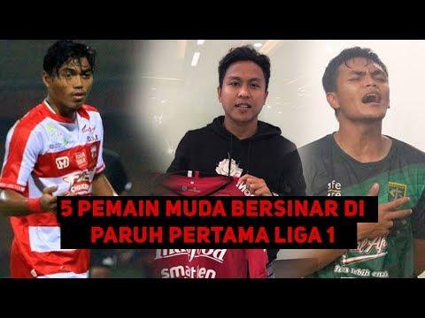 5-pemain-muda-terbaik-putaran-pertama-liga-1-2019