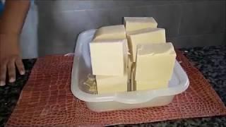Receita de Sabão de Bicarbonato com Vanish Branco