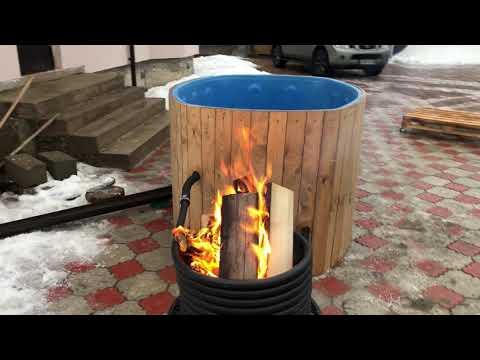 Джакузи на дровах - цена 69.000 р.