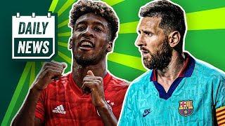 Lionel Messi ist der Beste! Jürgen Klopp ist Welttrainer! Sterling zu Real Madrid?