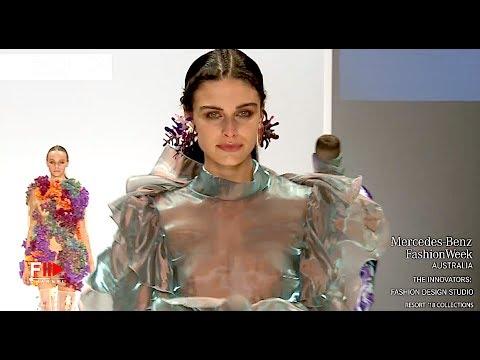 THE INNOVATORS Full Show MBFW AUSTRALIA RESORT 2018 - Fashion Channel