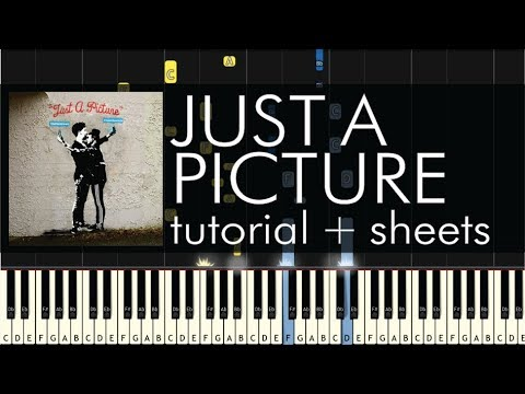 Kyle - Just A Picture Feat. Kehlani - Piano Tutorial - How To Play + Sheets