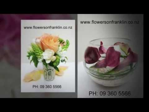 Florist Auckland Flowers On Franklin PH 09 360 55 66