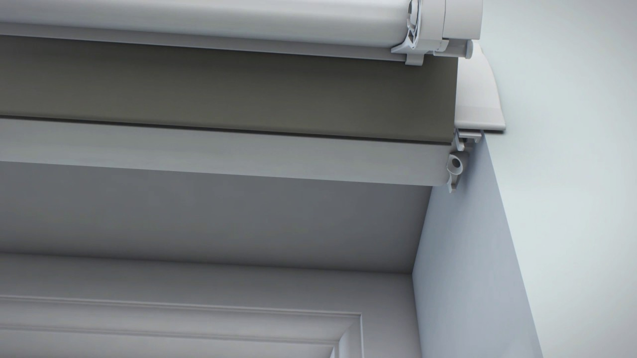 How To Fit Blocout Edge Fitted Blinds With Side Rails