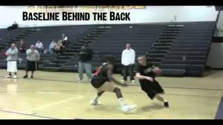 The Professor-Baseline Behind The Back /TUTORIAL №1/