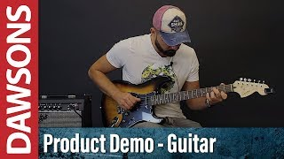 Squier Affinity HSS Stratocaster Pack Review