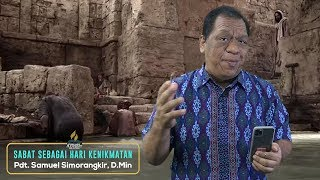 Sabat Sebagai Hari Kenikmatan - Pdt. Samuel Simorangkir