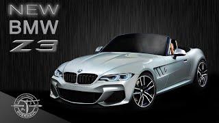NEW BMW z3 Mr.T's OVERHAUL Bond Car 1995 Redesign 2020