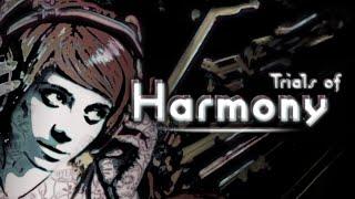 Trials of Harmony ~ Experimental Visual Novel