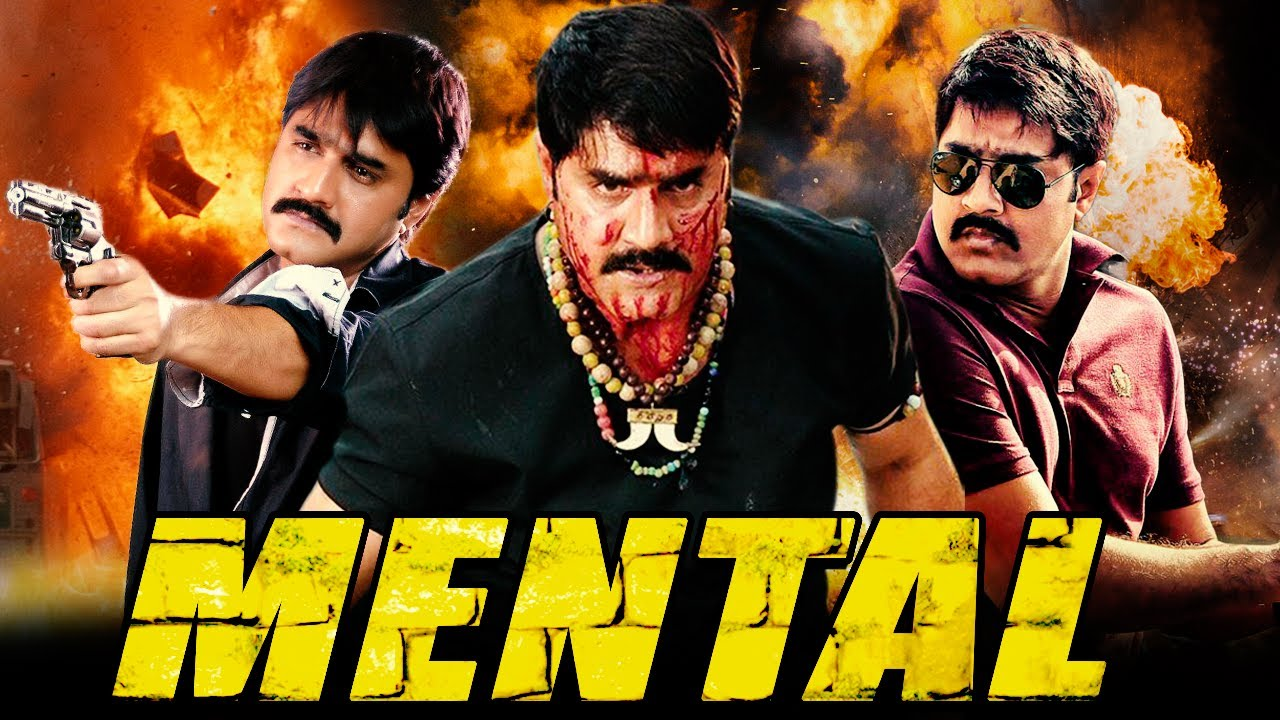 Mental Full South Indian Movie Hindi Dubbed | Srikanth Movies In Hindi Dubbed Full