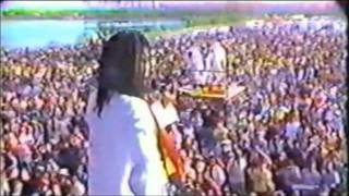Peter Tosh - Speech about Legalization- Montego Bay,1982-11-27 Jamaican World Music Festival