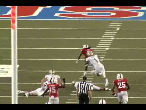 Garrett Gilbert SMU QB #11 Passing Highlights (Throws Over 20)