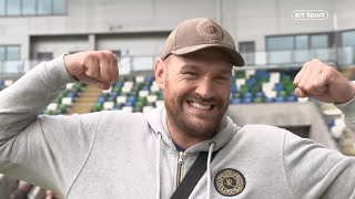 Tyson Fury: I would 100% beat Joshua or Wilder tomorrow, I