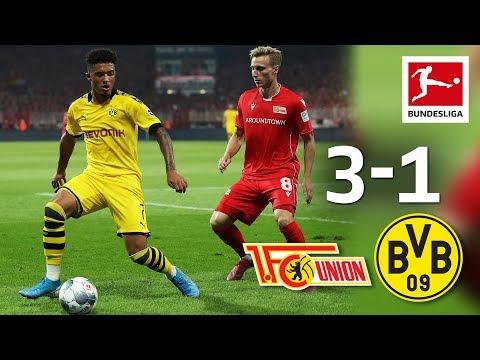 Union Berlin's First Bundesliga Win - 1. FC Union Berlin Vs. Borussia Dortmund I 3-1 I Highlights
