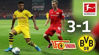 Union Berlin's First Bundesliga Win - 1. FC Union Berlin vs. Borussia Dortmund I 3-1 I Highlights