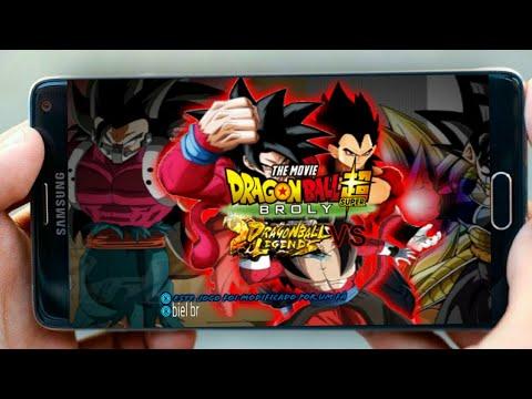 Novo Dragon Ball Legends Tap Battle Para Android