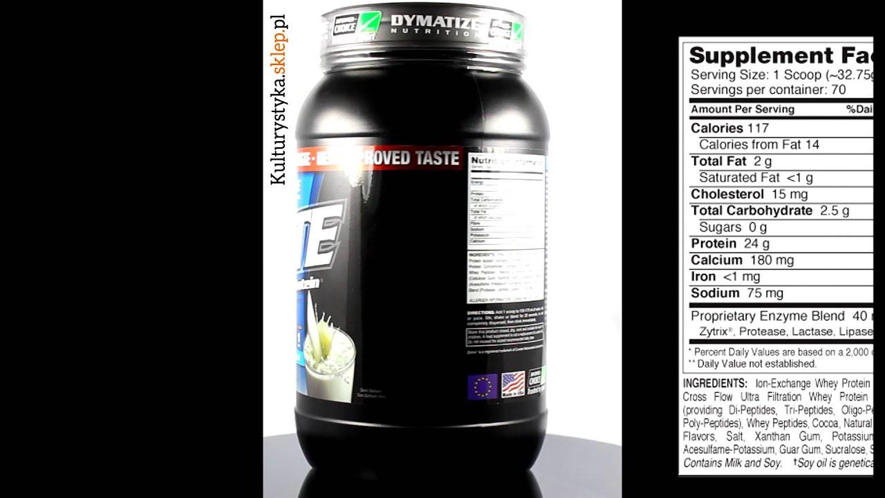 DYMATIZE Elite Whey Protein - kulturystyka.sklep.pl