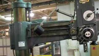 4 x 13 hmti model 62 radial arm drill available to buy now