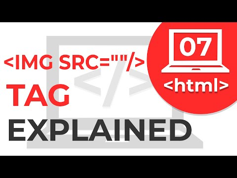 How To Insert Image In Html In Hindi || Img Tag With All Attributes | Web Development Tutorials #7