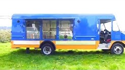 Pie Food Truck 18ft Kitchen