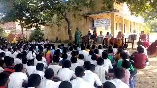 Children Rights Awareness Program in Mahabubabad district Telangana state