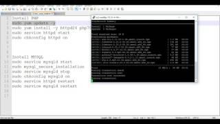 AWS PHP | MYSQL | XMPP Install Putty PuttyKeyGen
