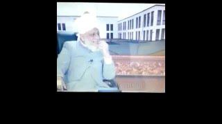 Huzur Khalifa V (ABA) Class with Khudam ul Ahmadiyya - Adorable Question