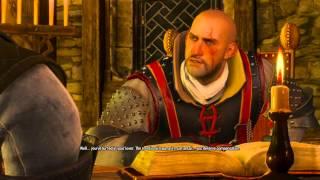 The Witcher 3: Triss Merigold vs Caleb Menge (Spoilers)