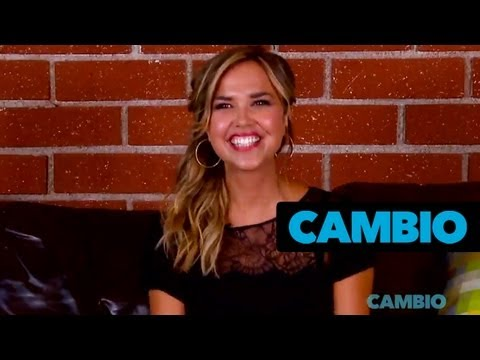 Strangest Thing Arielle Kebbel Did For a Role  Cambio Couch Sesh