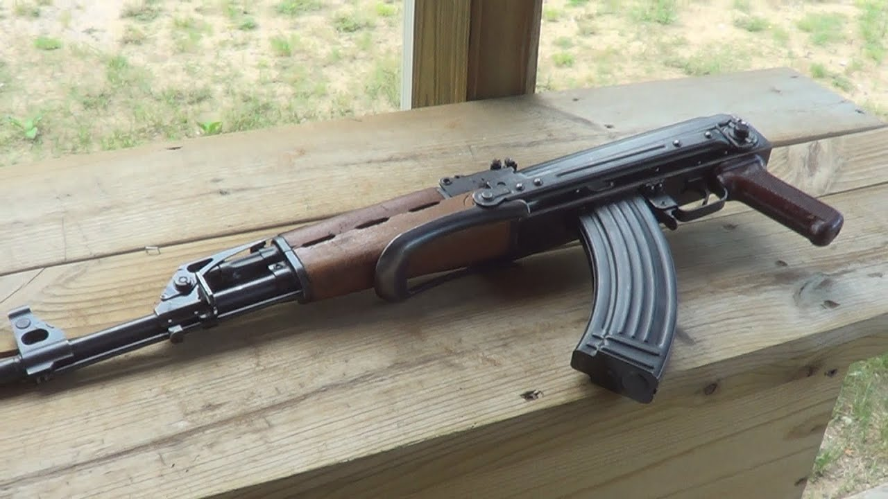 Ak 47 Build From Parts To Range Youtube