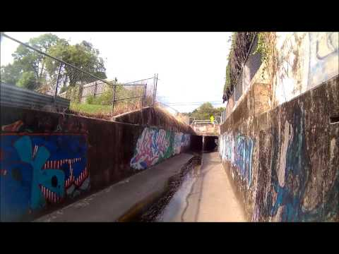 Urban Exploration & Graffiti Art - Lafayette, LA