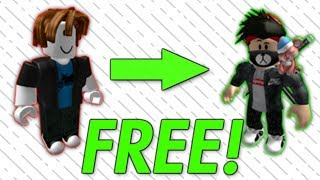 How to Make Your Roblox Avatar Cool for FREE!