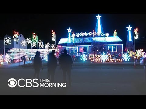 """N.J. man facing fines for Christmas light show: """"This is my First Amendment right"""""""
