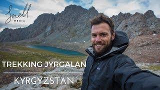 Jyrgalan Kyrgyzstan Trekking Central Asia Part 1 STAR TIMELAPSE