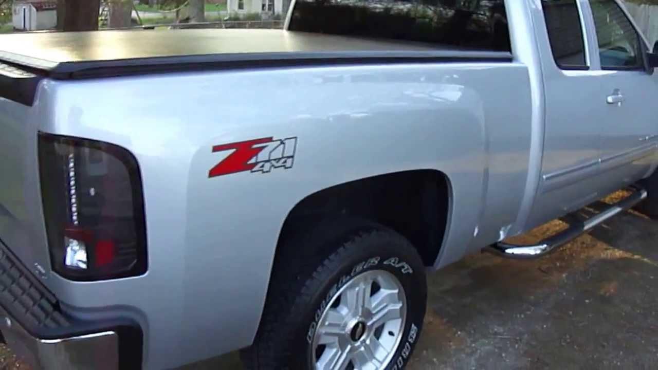 2013 Chevrolet Silverado Ltz 4x4 Extended Cab With Z71 Off