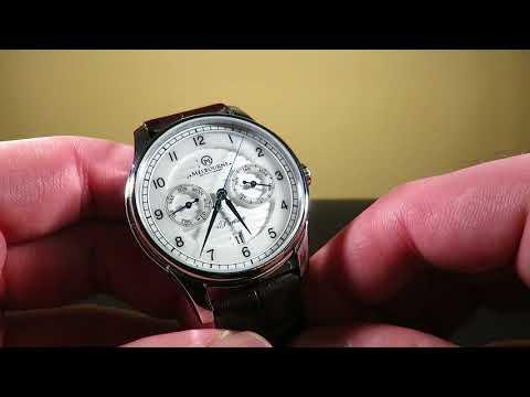 Melbourne Watch Company PortSea Calendar Automatic Watch Review   Australian Watch Brand